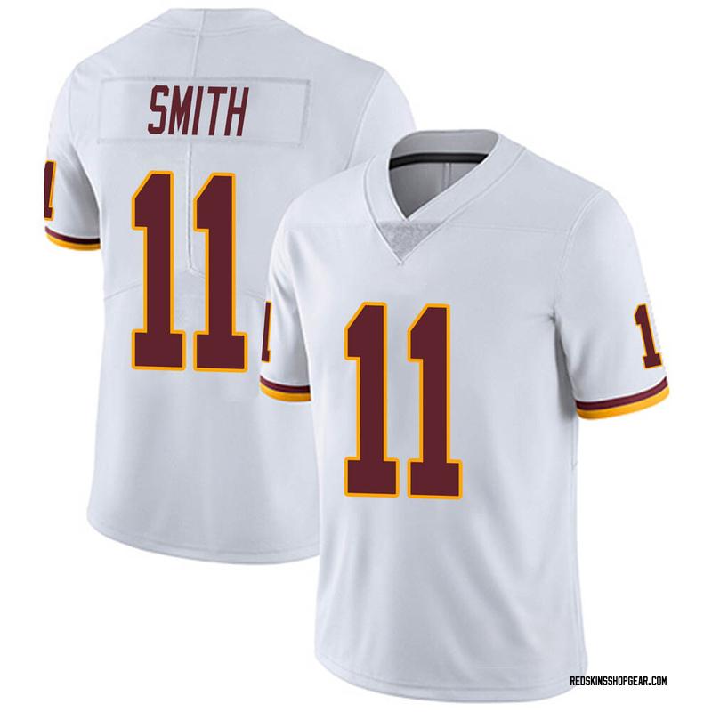 official photos 1e712 a9410 Men's Nike Washington Redskins Alex Smith White Vapor Untouchable Jersey -  Limited
