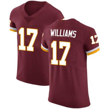 Men's Nike Washington Redskins Doug Williams Burgundy Team Color Vapor Untouchable Jersey - Elite
