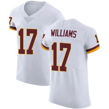 Men's Nike Washington Redskins Doug Williams White Vapor Untouchable Jersey - Elite