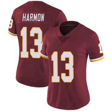 Women's Nike Washington Redskins Kelvin Harmon Burgundy Team Color Vapor Untouchable Jersey - Limited