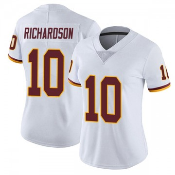 Women's Nike Washington Redskins Paul Richardson White Vapor Untouchable Jersey - Limited