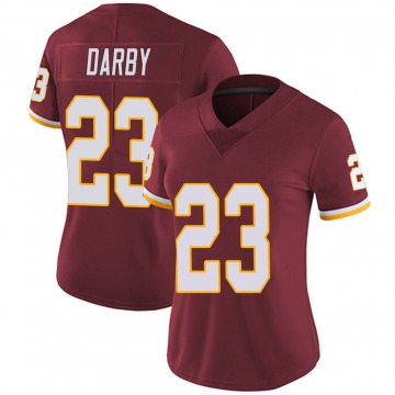 Women's Nike Washington Redskins Ronald Darby Burgundy Team Color Vapor Untouchable Jersey - Limited