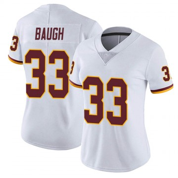 Women's Nike Washington Redskins Sammy Baugh White Vapor Untouchable Jersey - Limited