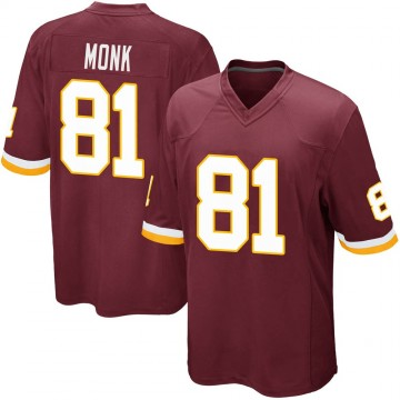 Youth Nike Washington Redskins Art Monk Burgundy Team Color Jersey - Game