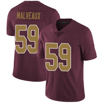 Youth Nike Washington Redskins Cameron Malveaux Burgundy Alternate Vapor Untouchable Jersey - Limited