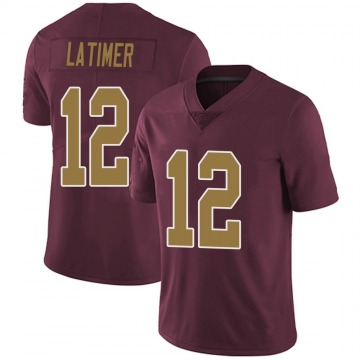 Youth Nike Washington Redskins Cody Latimer Burgundy Alternate Vapor Untouchable Jersey - Limited