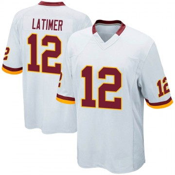 Youth Nike Washington Redskins Cody Latimer White Jersey - Game