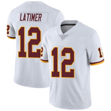 Youth Nike Washington Redskins Cody Latimer White Vapor Untouchable Jersey - Limited
