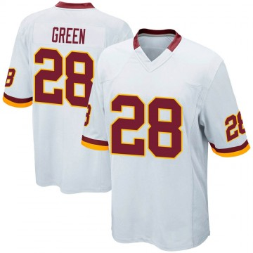 Youth Nike Washington Redskins Darrell Green White Jersey - Game