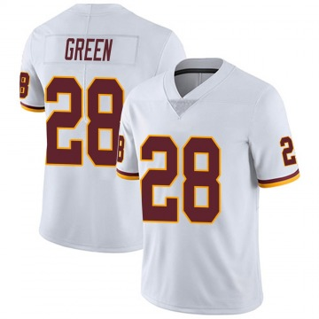 Youth Nike Washington Redskins Darrell Green White Vapor Untouchable Jersey - Limited