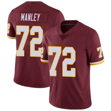 Youth Nike Washington Redskins Dexter Manley Burgundy Team Color Vapor Untouchable Jersey - Limited