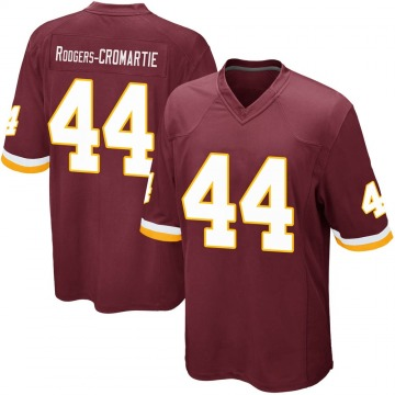 Youth Nike Washington Redskins Dominique Rodgers-Cromartie Burgundy Team Color Jersey - Game