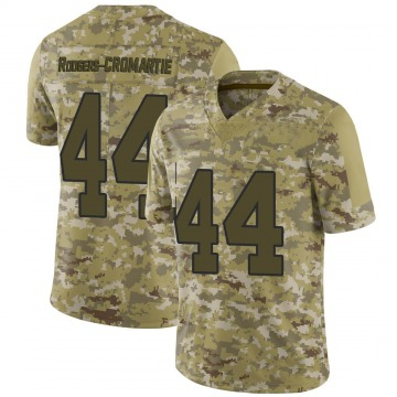 Youth Nike Washington Redskins Dominique Rodgers-Cromartie Camo 2018 Salute to Service Jersey - Limited