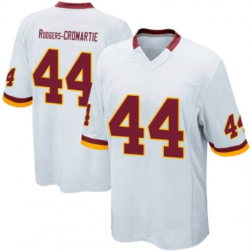 Youth Nike Washington Redskins Dominique Rodgers-Cromartie White Jersey - Game