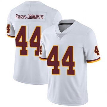 Youth Nike Washington Redskins Dominique Rodgers-Cromartie White Vapor Untouchable Jersey - Limited