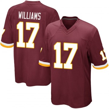 Youth Nike Washington Redskins Doug Williams Burgundy Team Color Jersey - Game