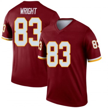 Youth Nike Washington Redskins Isaiah Wright Burgundy Jersey - Legend
