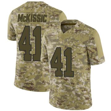 Youth Nike Washington Redskins J.D. McKissic Camo 2018 Salute to Service Jersey - Limited