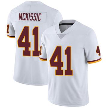 Youth Nike Washington Redskins J.D. McKissic White Vapor Untouchable Jersey - Limited