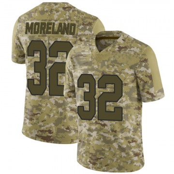 Youth Nike Washington Redskins Jimmy Moreland Camo 2018 Salute to Service Jersey - Limited