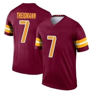 Youth Nike Washington Redskins Joe Theismann Burgundy Jersey - Legend
