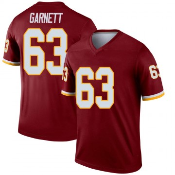 Youth Nike Washington Redskins Joshua Garnett Burgundy Jersey - Legend