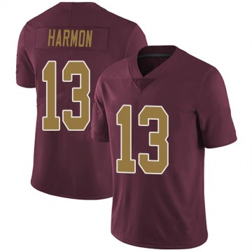 Youth Nike Washington Redskins Kelvin Harmon Burgundy Alternate Vapor Untouchable Jersey - Limited