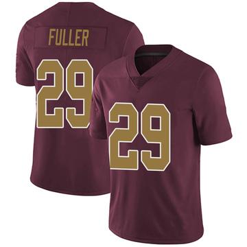Youth Nike Washington Redskins Kendall Fuller Burgundy Alternate Vapor Untouchable Jersey - Limited