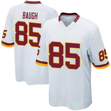 Youth Nike Washington Redskins Marcus Baugh White Jersey - Game