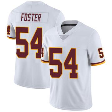 Youth Nike Washington Redskins Mason Foster White Vapor Untouchable Jersey - Limited