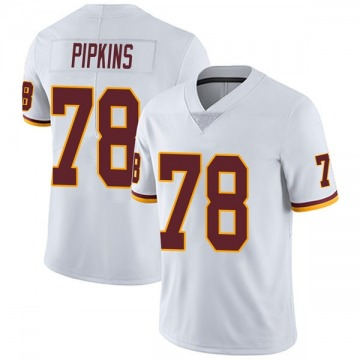 Youth Nike Washington Redskins Ondre Pipkins White Vapor Untouchable Jersey - Limited