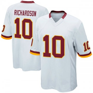 Youth Nike Washington Redskins Paul Richardson White Jersey - Game