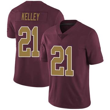 Youth Nike Washington Redskins Rob Kelley Burgundy Alternate Vapor Untouchable Jersey - Limited