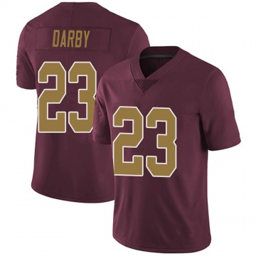 Youth Nike Washington Redskins Ronald Darby Burgundy Alternate Vapor Untouchable Jersey - Limited