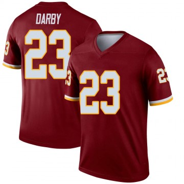 Youth Nike Washington Redskins Ronald Darby Burgundy Jersey - Legend
