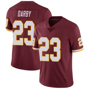 Youth Nike Washington Redskins Ronald Darby Burgundy Team Color Vapor Untouchable Jersey - Limited