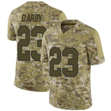 Youth Nike Washington Redskins Ronald Darby Camo 2018 Salute to Service Jersey - Limited