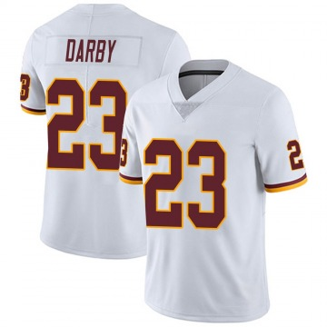 Youth Nike Washington Redskins Ronald Darby White Vapor Untouchable Jersey - Limited