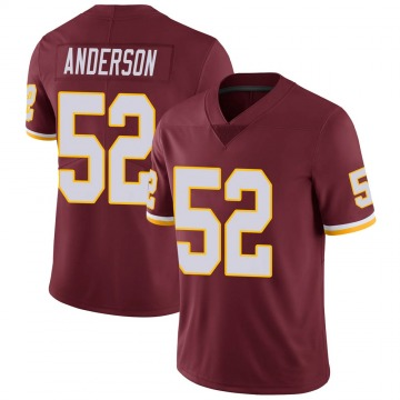 Youth Nike Washington Redskins Ryan Anderson Burgundy 100th Vapor Jersey - Limited