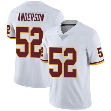 Youth Nike Washington Redskins Ryan Anderson White Vapor Untouchable Jersey - Limited