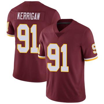 Youth Nike Washington Redskins Ryan Kerrigan Burgundy 100th Vapor Jersey - Limited