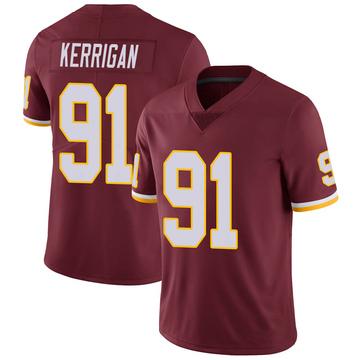 Youth Nike Washington Redskins Ryan Kerrigan Burgundy Team Color Vapor Untouchable Jersey - Limited