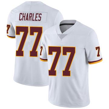 Youth Nike Washington Redskins Saahdiq Charles White Vapor Untouchable Jersey - Limited