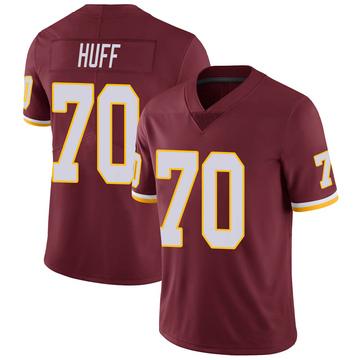 Youth Nike Washington Redskins Sam Huff Burgundy Team Color Vapor Untouchable Jersey - Limited