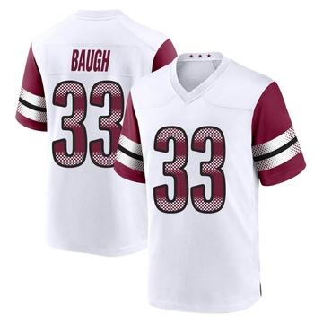 Youth Nike Washington Redskins Sammy Baugh White Jersey - Game