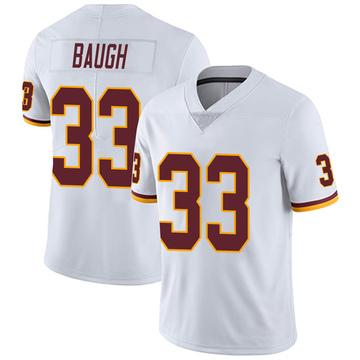 Youth Nike Washington Redskins Sammy Baugh White Vapor Untouchable Jersey - Limited