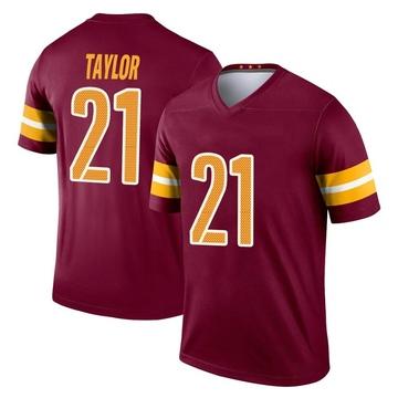 Youth Nike Washington Redskins Sean Taylor Burgundy Jersey - Legend