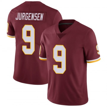 Youth Nike Washington Redskins Sonny Jurgensen Burgundy 100th Vapor Jersey - Limited