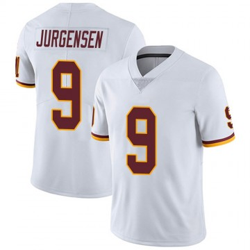 Youth Nike Washington Redskins Sonny Jurgensen White Vapor Untouchable Jersey - Limited