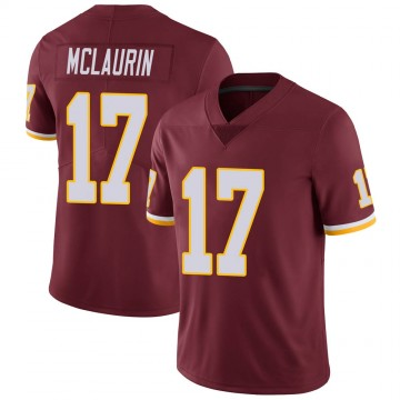 Youth Nike Washington Redskins Terry McLaurin Burgundy 100th Vapor Jersey - Limited